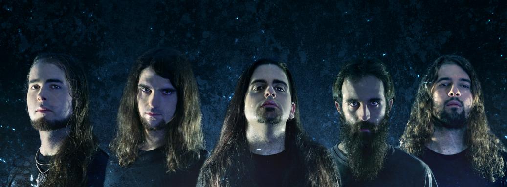 Frozen Shield 2019 - viking metal band _Isaac Solanas_Marc Olesti_Umbra Hatzler_Arnau Salto_Gerard de Diego